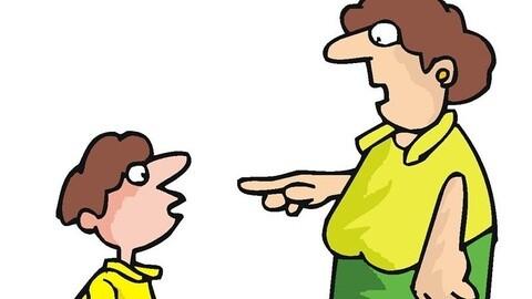 家庭教育  樂觀開朗 父母