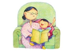晚間閱讀  陪伴孩子