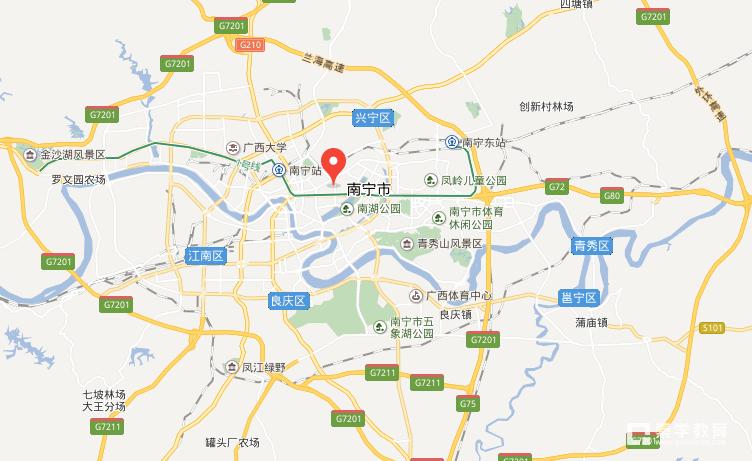 广西秦学教育南宁东葛校区地址及联系电话