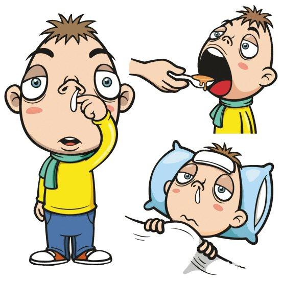 小孩子生病 别着急 你必须知道的几条孩子生病的常识