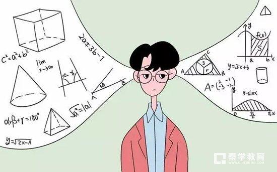 高三数学复习一般分为几个阶段进行?高三数学复习中有哪些需要注意的点?