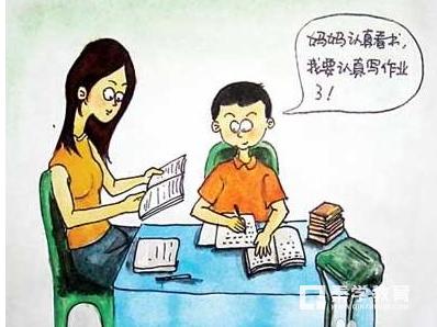 孩子寫作業家長可以提供哪些幫助?家長如何幫助孩子寫作業?