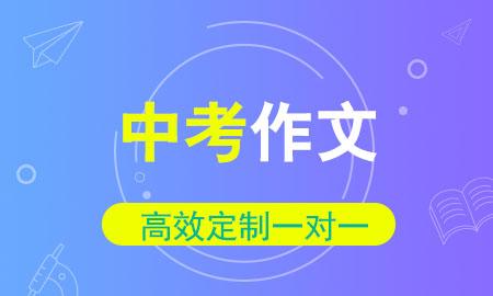 秦学教育中考作文一对一辅导课程