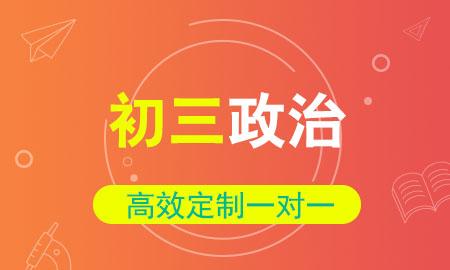 秦学教育初三政治同步提高vip课程