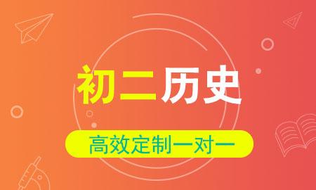 秦学教育初二历史1对1vip同步辅导 历史冲刺辅导