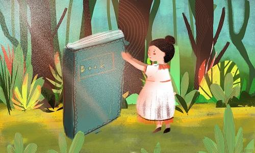孩子看了很多繪本故事,為什么閱讀理解能力還是很差?