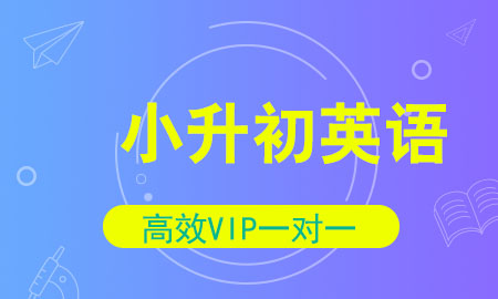 秦学教育小学升学英语一对一冲刺辅导|英语vip辅导