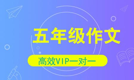 秦学教育小学五年级作文同步提高vip课程