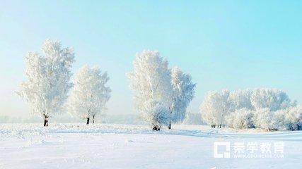 描寫冬天的詩句有哪些?描寫冬天的40首古詩!
