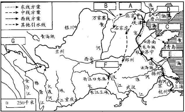 初二地理第三四章重点知识点汇总分享,地理基础知识详解!
