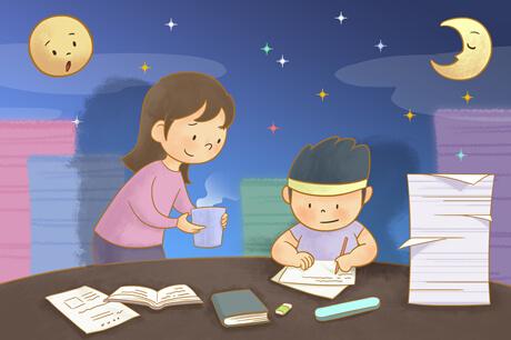 小學數學家庭輔導最常見的誤區!四大誤區你占了幾個?