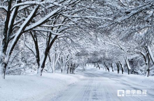 描写大雪节气的古诗-大雪·古诗词欣赏