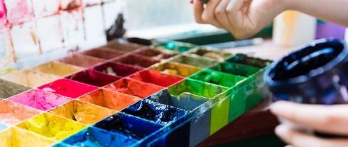 美术生上大学后还要学素描速写色彩吗?美术生在大学要学什么呢?