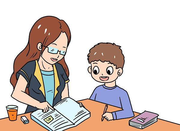 有多少家长为了辅导作业在玩命的读书,比自己的学生时代还用功?