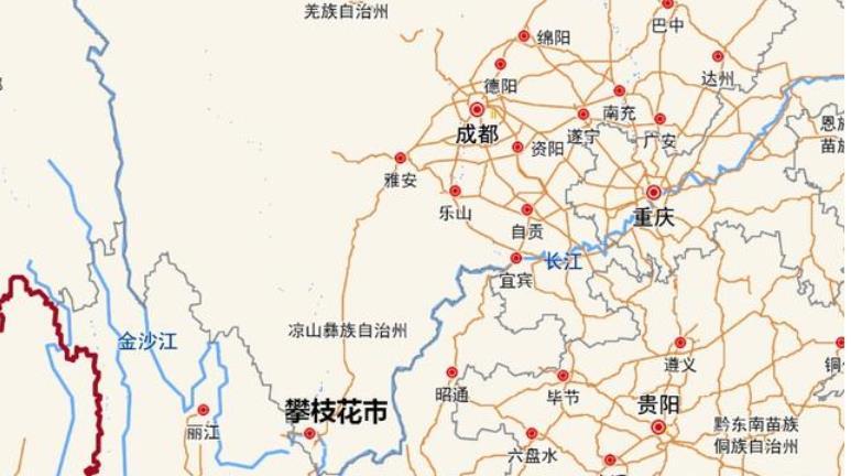 我国四川省攀枝花为什么即使在冬天,也是温暖而又不潮湿的?受什么气候影响?