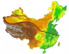 以秦岭淮河划分南北分界线的原理是什么?陕西和江苏属于南方还是北方?