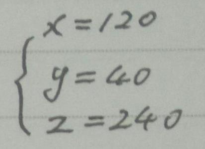 甲是乙的3倍,丙是乙的6倍..这道题怎么解?
