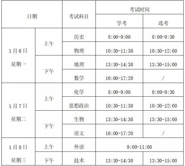 2020浙江省普通高考、学选考以及单独招生和艺考考试时间确定!