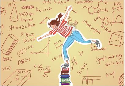 初中數學真的很難學嗎?做好哪些事情才能拿到高分呢?
