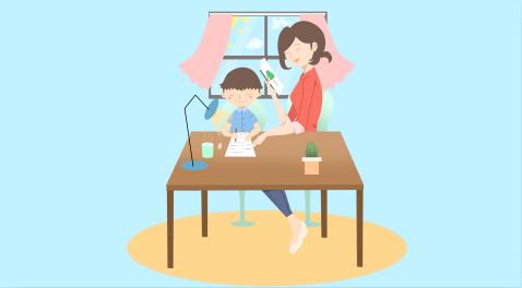 孩子寫作業應該由家長陪伴還是自主完成?陪伴應該注意什么?