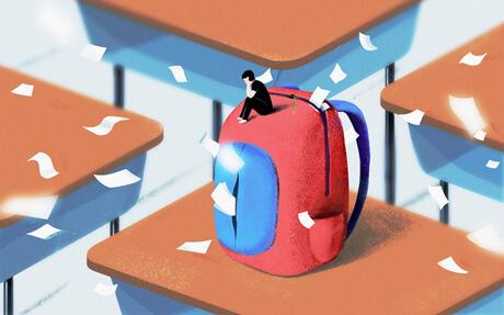 初三语文成绩一般怎么提升?中考语文辅导班那家好?