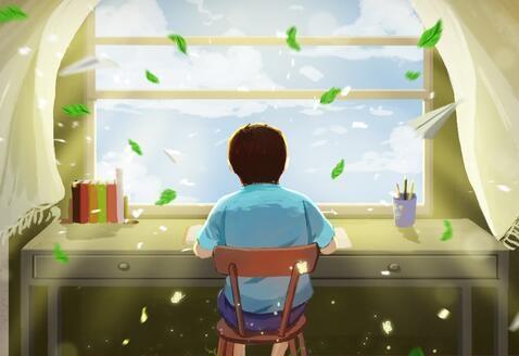 三年級期末考試全年級第一,怎么讓孩子不膨脹呢?